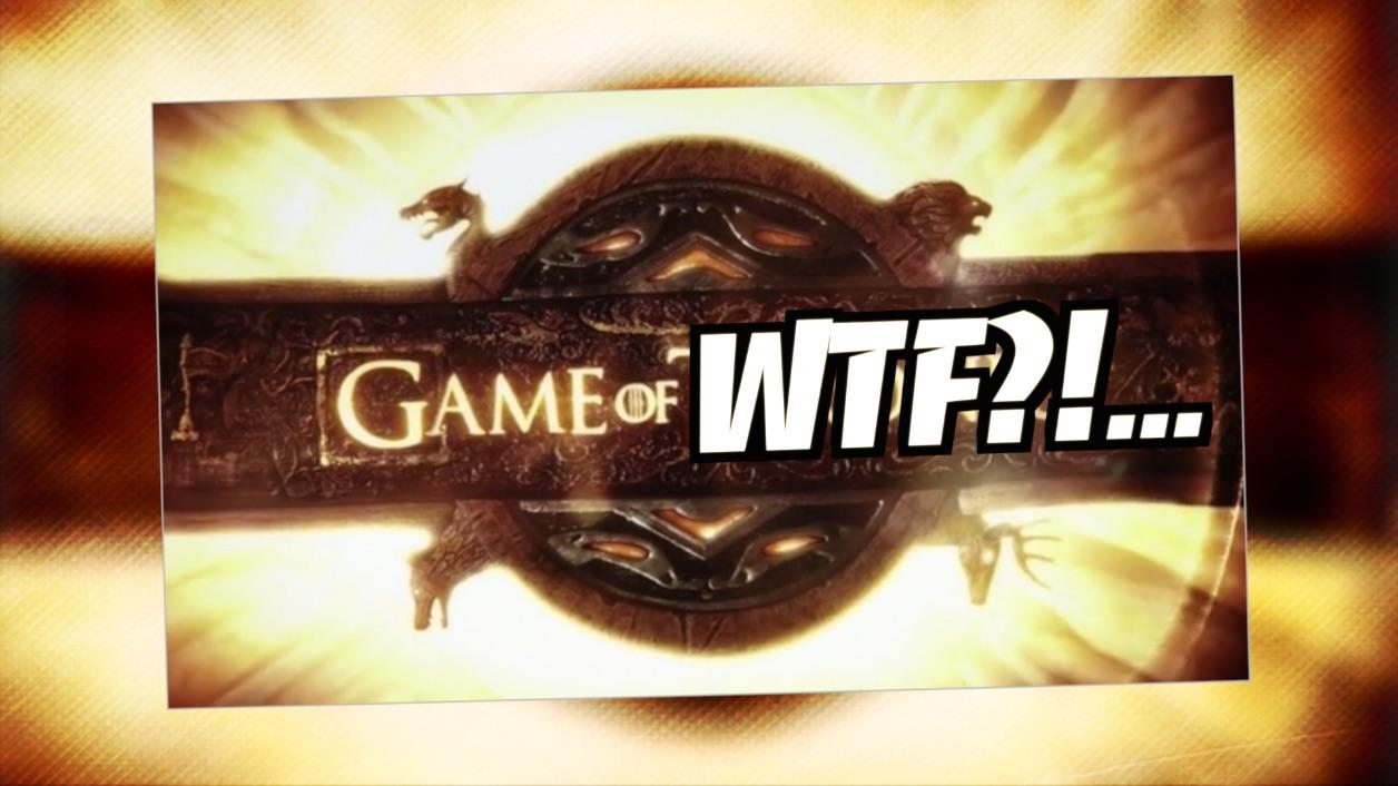 Quand les scénaristes de Game of Thrones prennent une pause Kit Kat