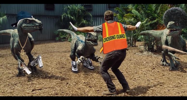 Le scénario de Jurassic World, «un condensé de n'importe quoi»